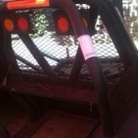ROP Roll over protection bar & bull bar R5500 NEG