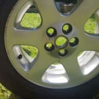 """18""""Discovery rims"""