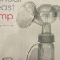 Clicks Manual Breastpump