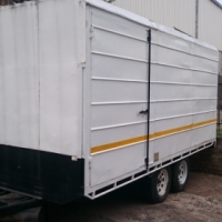 2 Ton Trailer For Sale