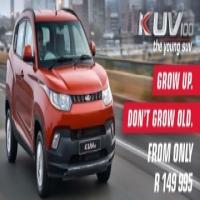Brand New 2017 Mahindra KUV100 K4+