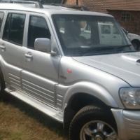 Mahindra Scorpio 2.6 Turbo Diesel