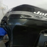 115hp Johnson motor