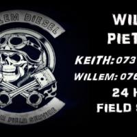 Willem diesel