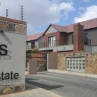 Three bedroom house available for rent in at Wild Olive Estate, Bloem