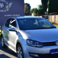 2010 Vw polo 1.6 comfortline in very good condition