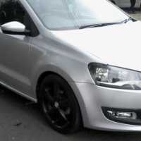 2012 Vw polo 1.4 trendline in good condition
