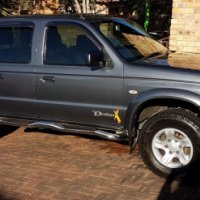2007 Mazda Drifter Double Cab (Drifter-X Limited Edition), 2.5TD, 4x2