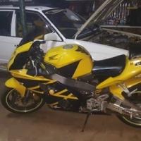 2004 Honda CBR954 Limited