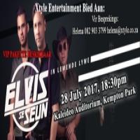 Elvis se Seun met Stefan Ludik
