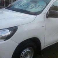 Toyota Hilux 2.4 GD