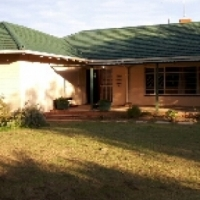 Spacious family home in quiet Welkom Suburb