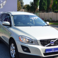 2010 Volvo xc60 D5 geartronic