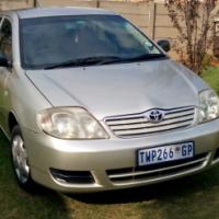 Toyota Corolla 140 I