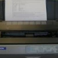Epson FX890 Dot Matrix Printer