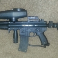Paintball to swap for airsoft