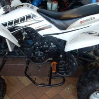 GoMoto 250ATV Qaud Bike