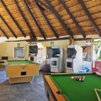 Monateng safari lodge (Holiday accommodation)