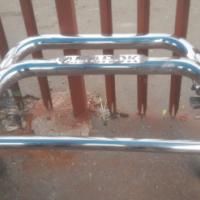Good condition Genuine clean vw amarok bull bar for sale