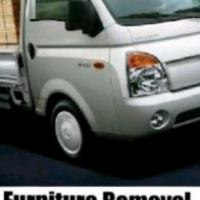 Bakkie for hire small loads , removal or any furniture removals any time of day