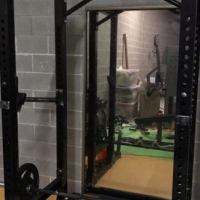 Power Cage Full Rack Home Gym Multi functional Commercial Quality