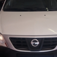 2014 Nissan NP200 1.6i, 106000km With Canopy