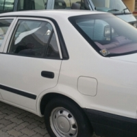 Toyota Corolla with aircon
