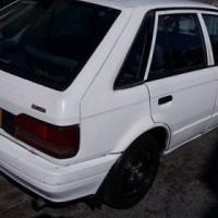 Mazda 160i hatch back