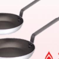 ALUMINIUM FRYING PANS NON STICK