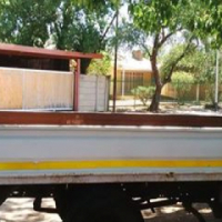 Load body with drop sides for sale