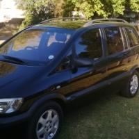 Spotless Opel Zafira Elegance 7 Seater Swop/Sell