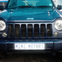 Cherokee Jeep 3.7 Automatic 2006 Model