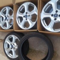 Rims&Tyres FordFiesta ST