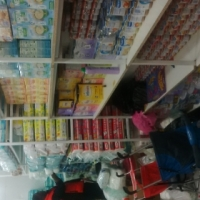 am selling baby pampaers shop with all the stock