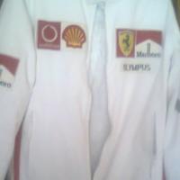 Ferrari F1 Replica Jacket