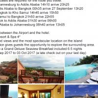 Kho Samui Island special offer