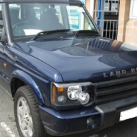 Landrover Discovery Series 2 SUV