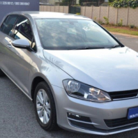 2013 VW Golf VII 1.4 tsi comfortline DSG in very good condition