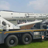 25 ton Zoomlion Mobile Crane For Sale