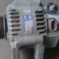 Toyota Yaris  starter n alternator