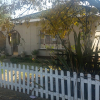 House for sale at Grootvlei power stations