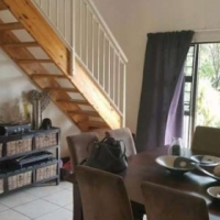 Spacious fully furnished 2 bedroom 2 bathroom townhouse to rent in Sandton