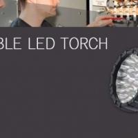 RECHERABLE LED TORCH