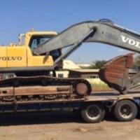 Excavators Volvo EC290 Excavator