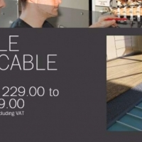 UNDER TILE HEATING CABLE