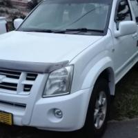 Isuzu double cab D-Teq