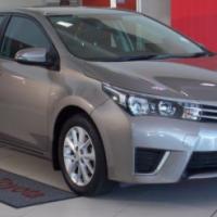 Toyota Corolla 1.4D4D, Prestige