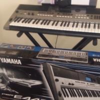 Yamaha PRS-E443 Keyboard piano