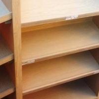 Office Island Shelf