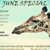 June Accommodation Special